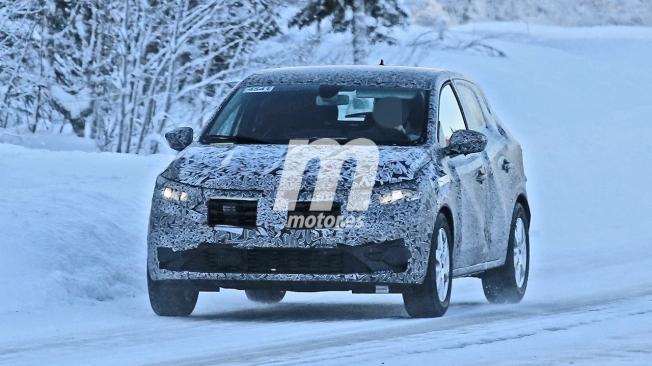 Dacia Sandero 2020 - foto espía