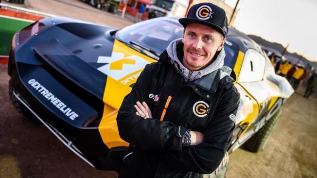 Guerlain Chicherit trabaja en un SUV eléctrico para correr el Dakar 2021