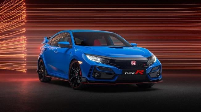 Honda Civic Type R GT 2020