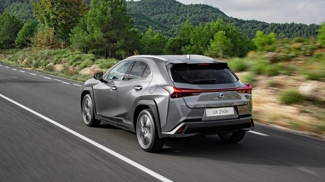 Lexus UX 250h Executive Plus - posterior