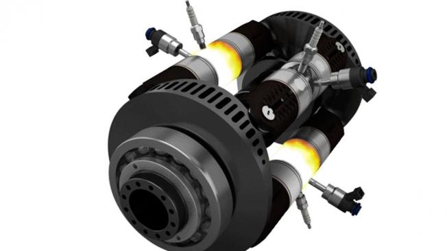 Motor granadino de dos tiempos