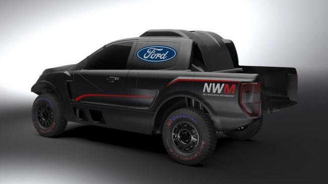 NWM lanza su nuevo Ford Ranger Raptor V6 para conquistar el Dakar
