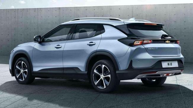 Chevrolet Menlo - posterior
