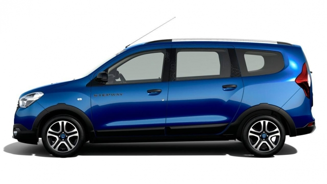 Dacia Lodgy GLP Aniversario