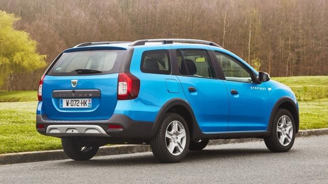 Dacia Logan MCV Stepway - posterior