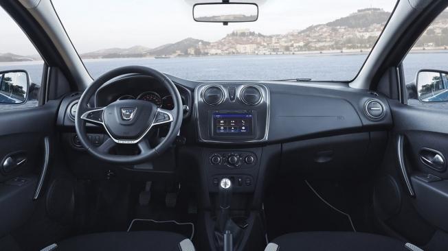 Dacia Sandero ECO-G - interior