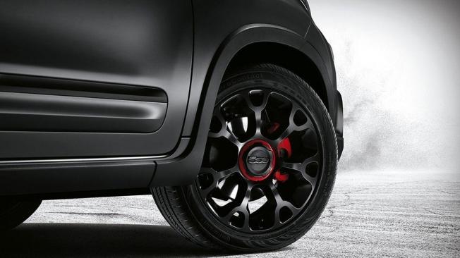 Fiat 500L Sport - llantas
