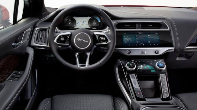 Jaguar I-Pace 2020 - interior