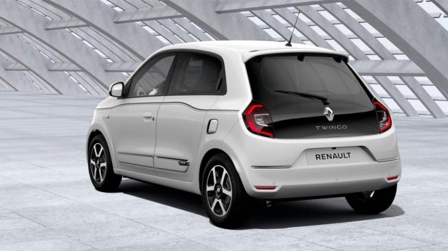 Renault Twingo Zen - posterior