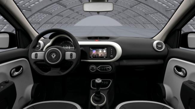 Renault Twingo Zen - interior