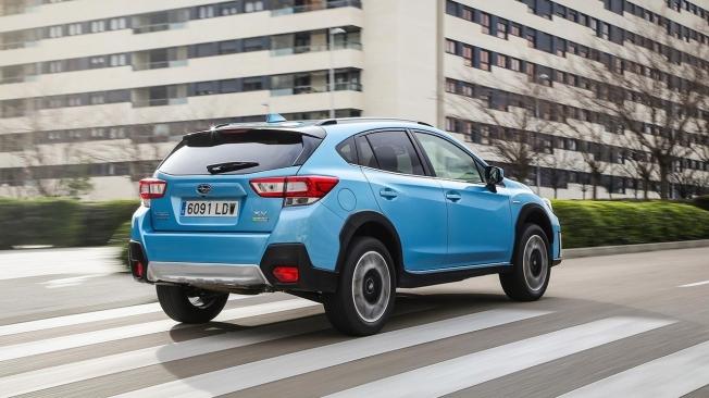 Subaru XV Eco Hybrid - posterior