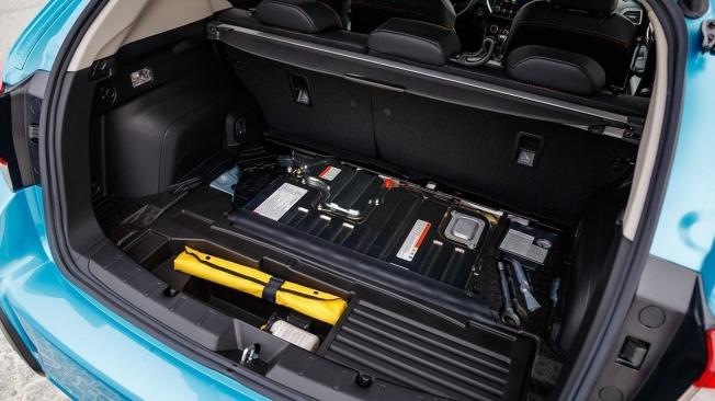 Batería del Subaru XV Eco Hybrid