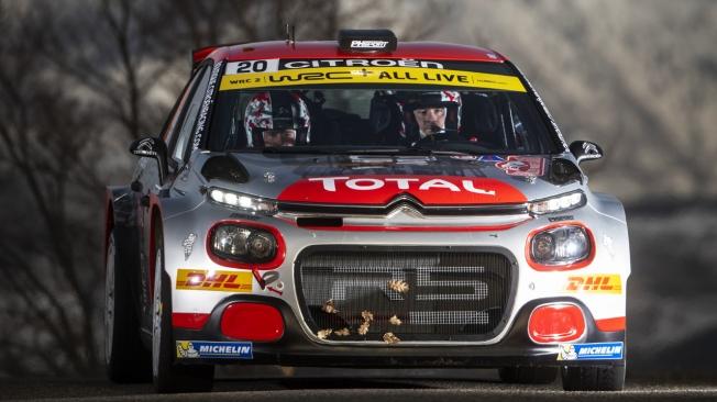 Previo y horarios del Rally de Suecia del WRC 2020