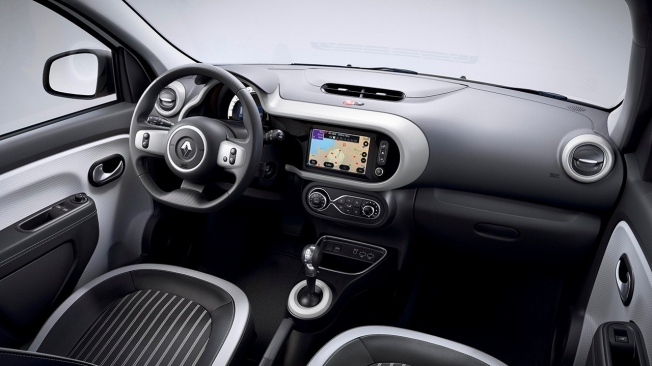 Renault Twingo Z.E. - interior