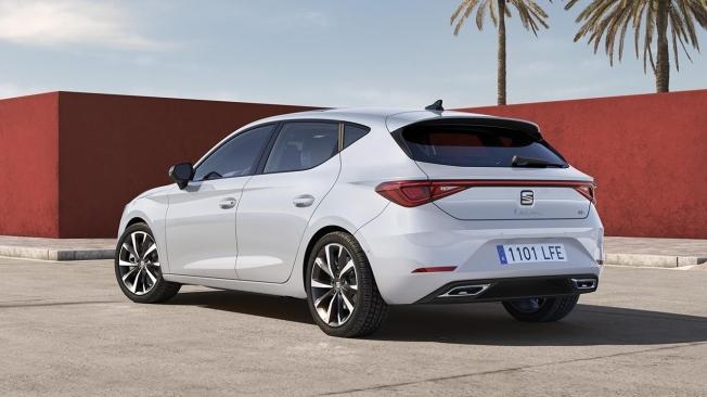 SEAT León 2020 - posterior