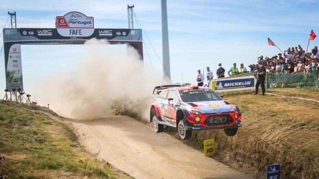Tänak y Sordo disputarán el Rally Serras de Fafe, Breen hará el Europeo