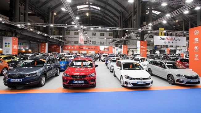 Ventas de coches de ocasión en España en enero de 2020