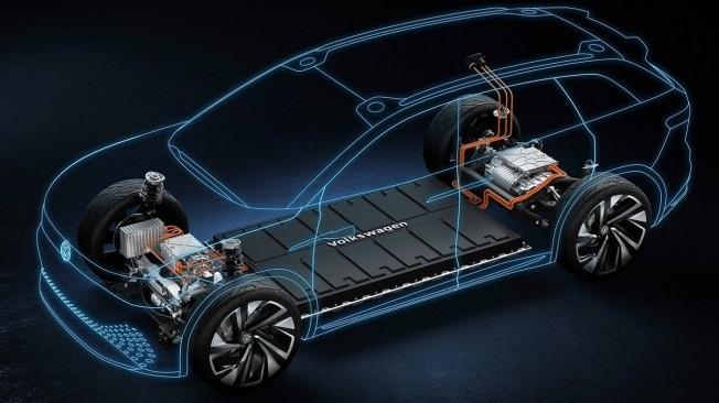 Volkswagen ID. de tracción total