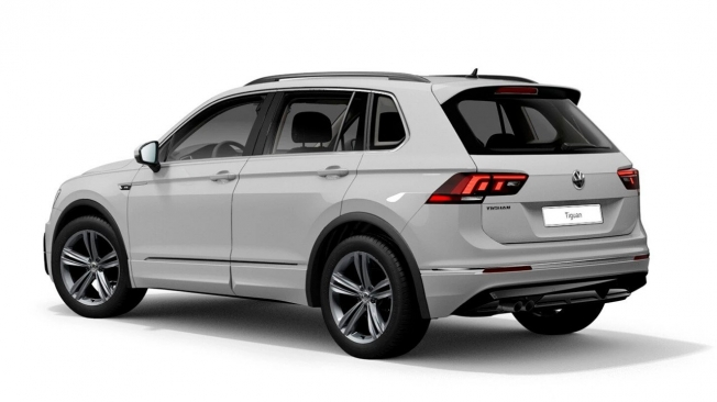 Volkswagen Tiguan Ready2Go - posterior