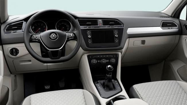 Volkswagen Tiguan Ready2Go - interior