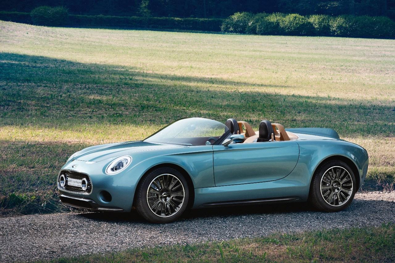 MINI se plantea un nuevo deportivo de motor central