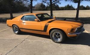 A subasta varios Shelby Mustangs clásicos muy baratos… pero podrían ser falsos