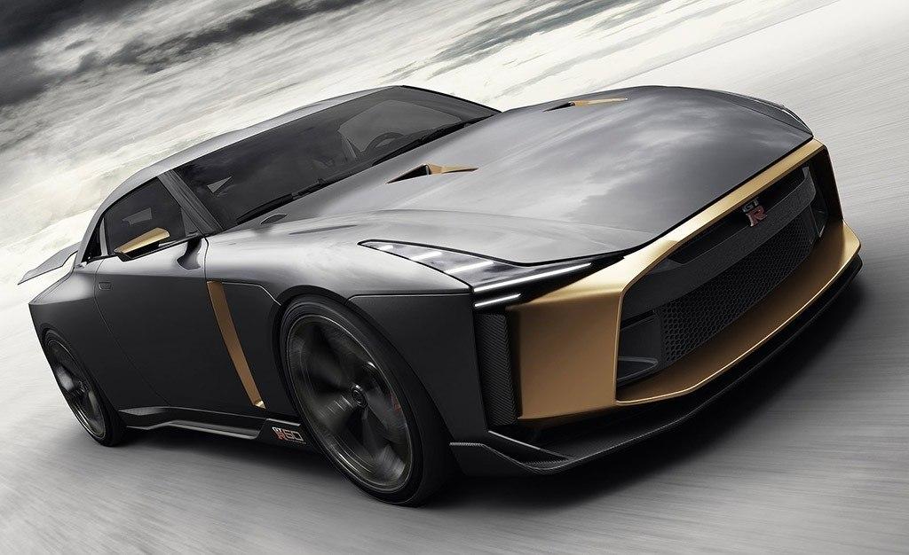 El Nissan GT-R50 Italdesign será presentado en su formato de producción en Ginebra