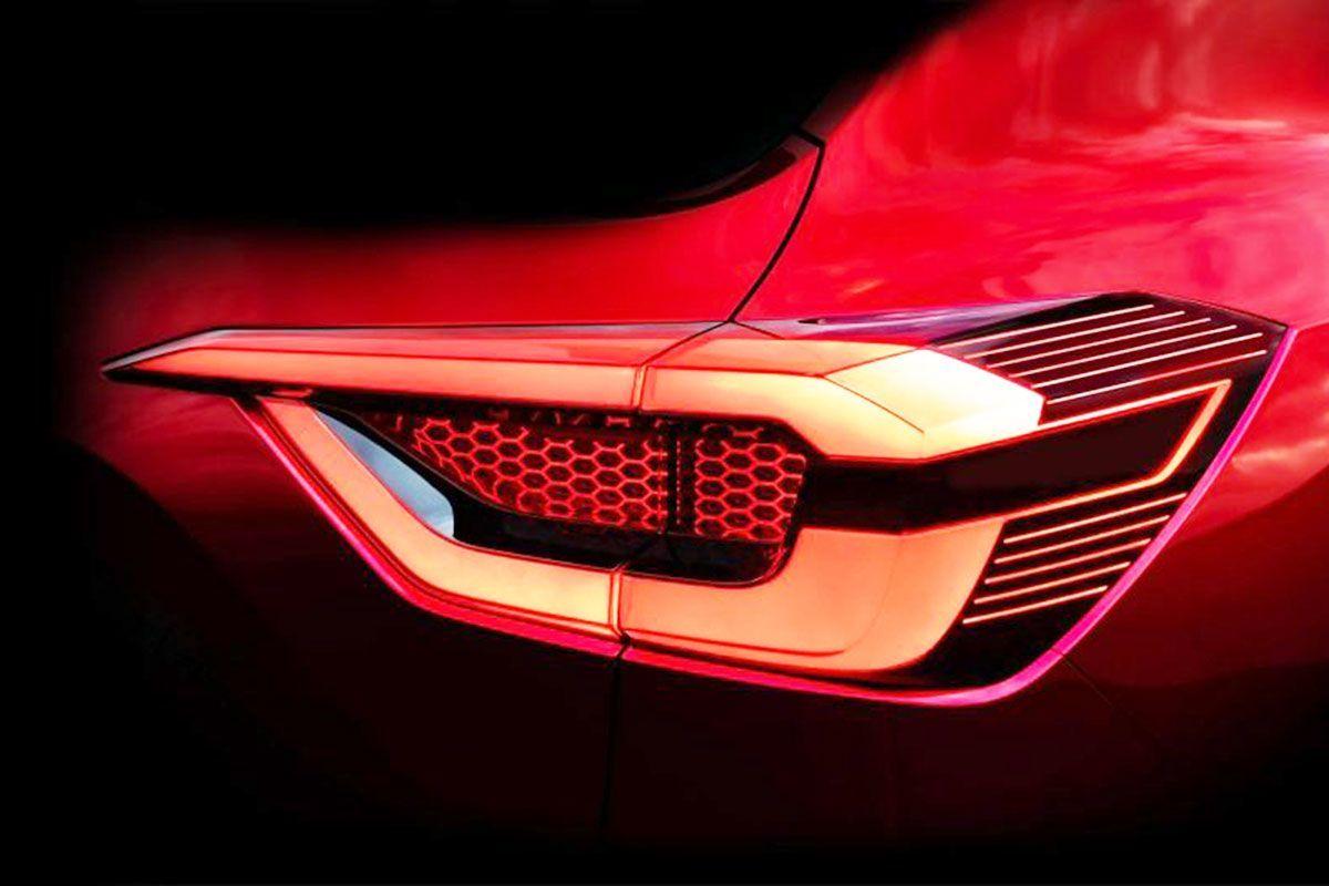 Nissan muestra un segundo teaser del nuevo crossover para India