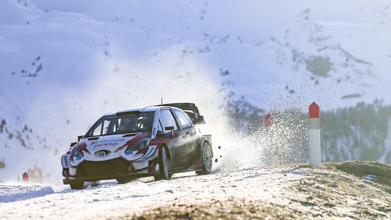 Ogier y Evans buscan estrenar su palmarés con Toyota en Suecia