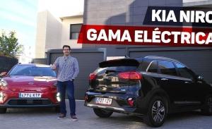 Vídeo: Kia e-Niro o Kia Niro PHEV, súbete y elige cómo enchufarte