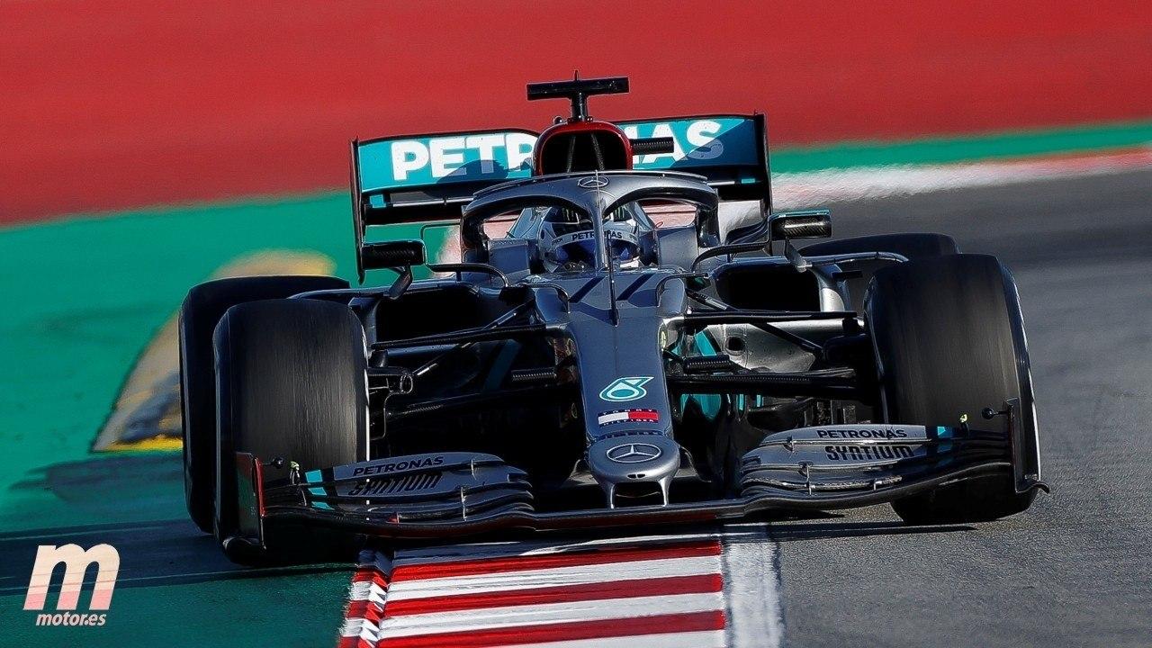 La parrilla virtual de la pretemporada 2020 de F1: sólo Mercedes enseñó algunas cartas