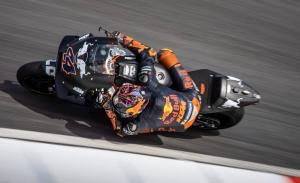 Pol Espargaró coge el relevo y cierra al mando el shakedown de MotoGP