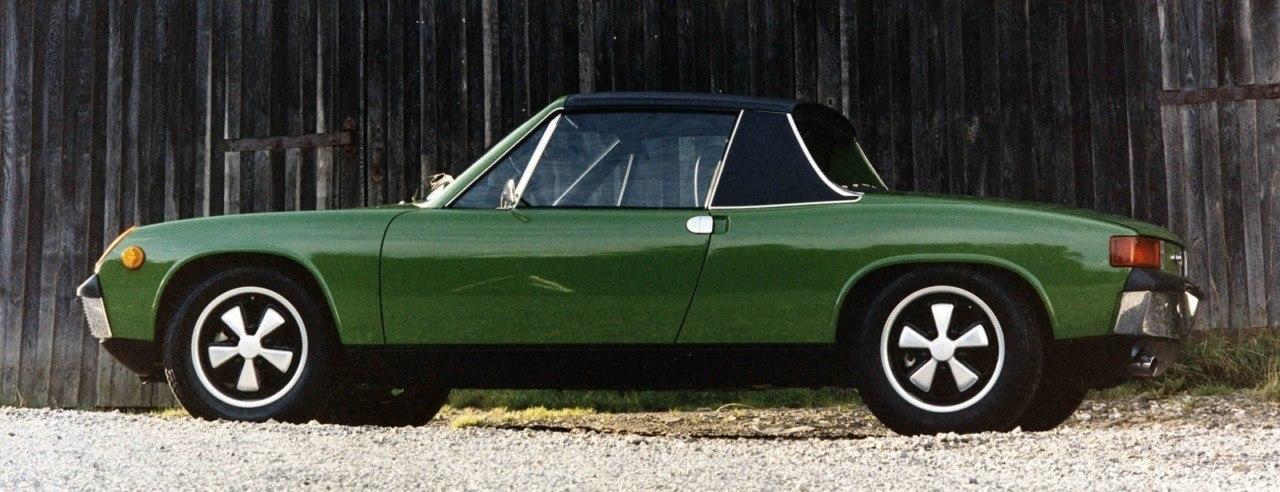 Porsche baraja un modelo básico al estilo del 914, por debajo de los 718