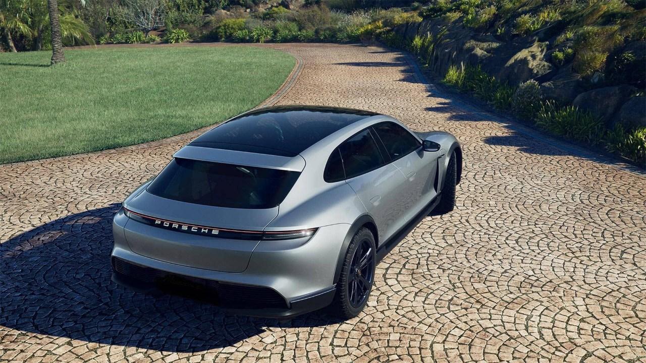 2020 Porsche Taycan | Taycan Sport Turismo 56