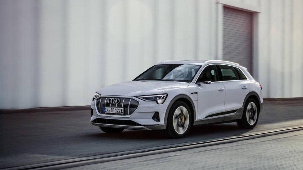 Precio del Audi e-tron 50 quattro, el SUV eléctrico estrena versión de acceso