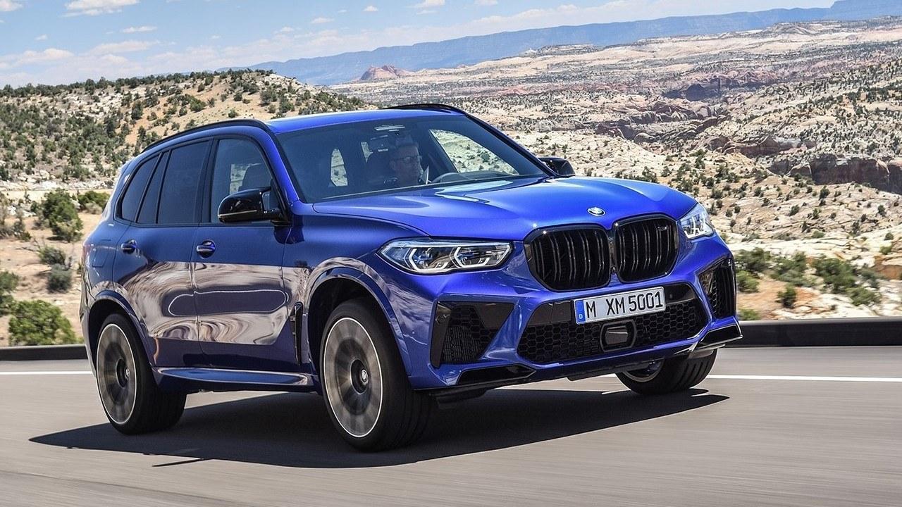 El nuevo BMW X5 M Competition ya tiene precio en España