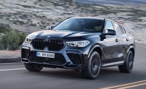 Precio del BMW X6 M Competition: llega la opción más radical del SUV Coupé