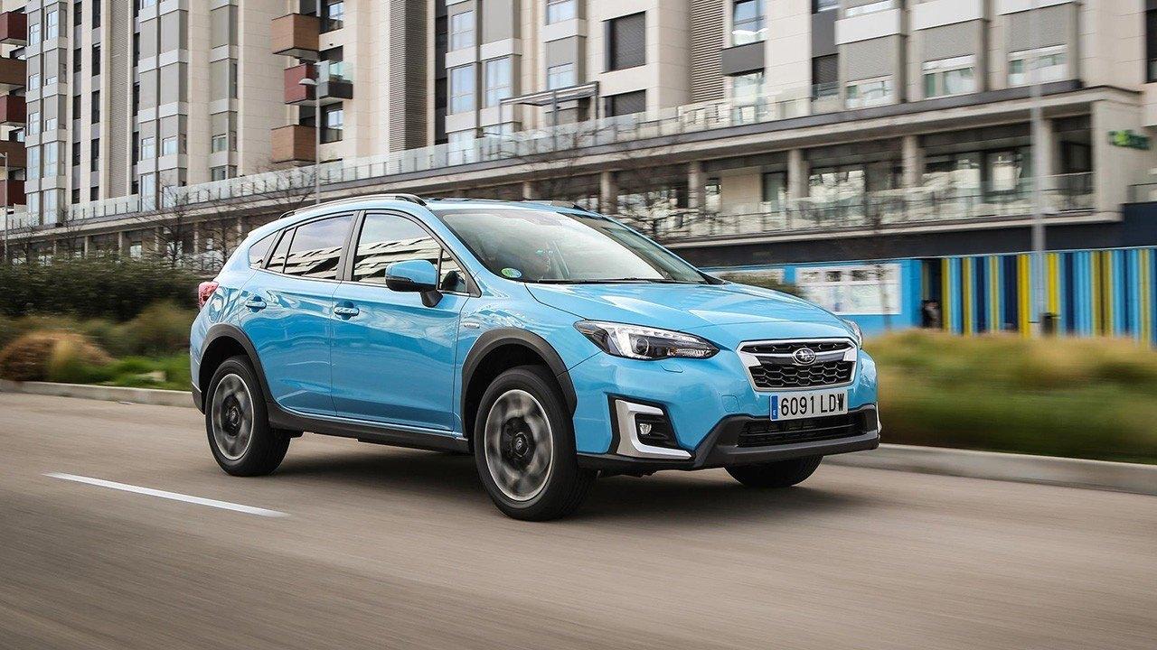 Precios del Subaru XV Eco Hybrid, la versión híbrida ya está a la venta