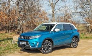 Prueba Suzuki Vitara Hybrid, el aventurero urbano también es ECO