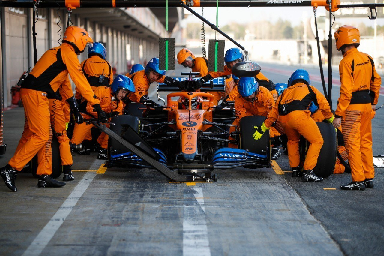 Racing Point responde a McLaren: «Están frustrados porque no han hecho su trabajo»