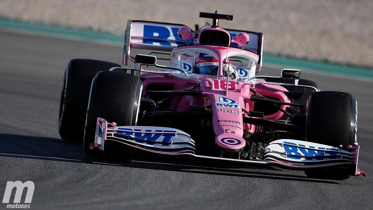 Racing Point se ve «incluso por delante de Ferrari, no muy lejos de Red Bull»