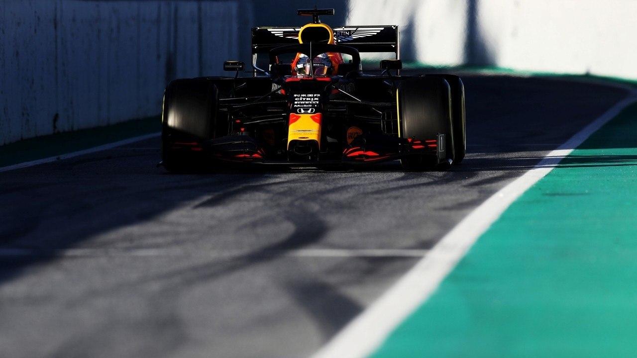Red Bull estrena la primera gran evolución del RB16