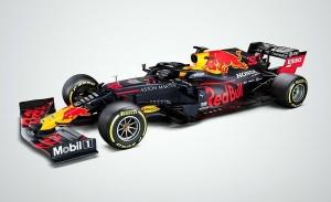 Red Bull presenta el nuevo F1 de Verstappen y Albon, el RB16