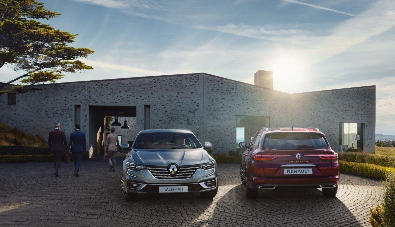 Renault desvela los Talisman y Talisman Sport Tourer 2020: cambios mínimos pero más modernos