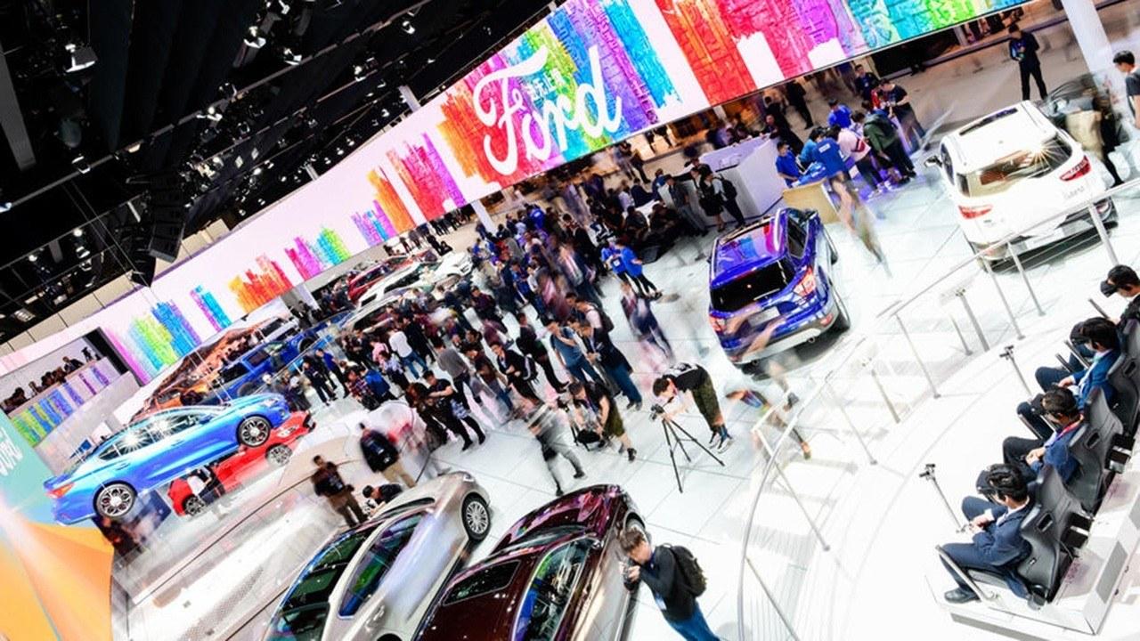 Se retrasa el Salón del Automóvil de Pekín 2020