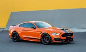 Shelby Mustang Carroll Shelby Signature Series 2020: nueva edición limitada de 836 CV