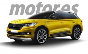 Skoda Enyaq, así será el nuevo SUV eléctrico de la firma checa