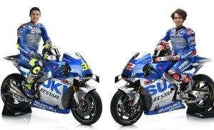 Las Suzuki GSX-RR de Álex Rins y Joan Mir cambian de colores en 2020