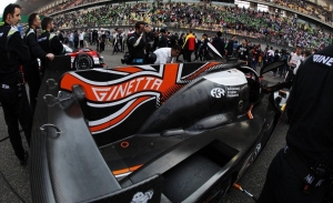 El Team LNT retira sus dos Ginetta LMP1 de las 6 Horas de Austin