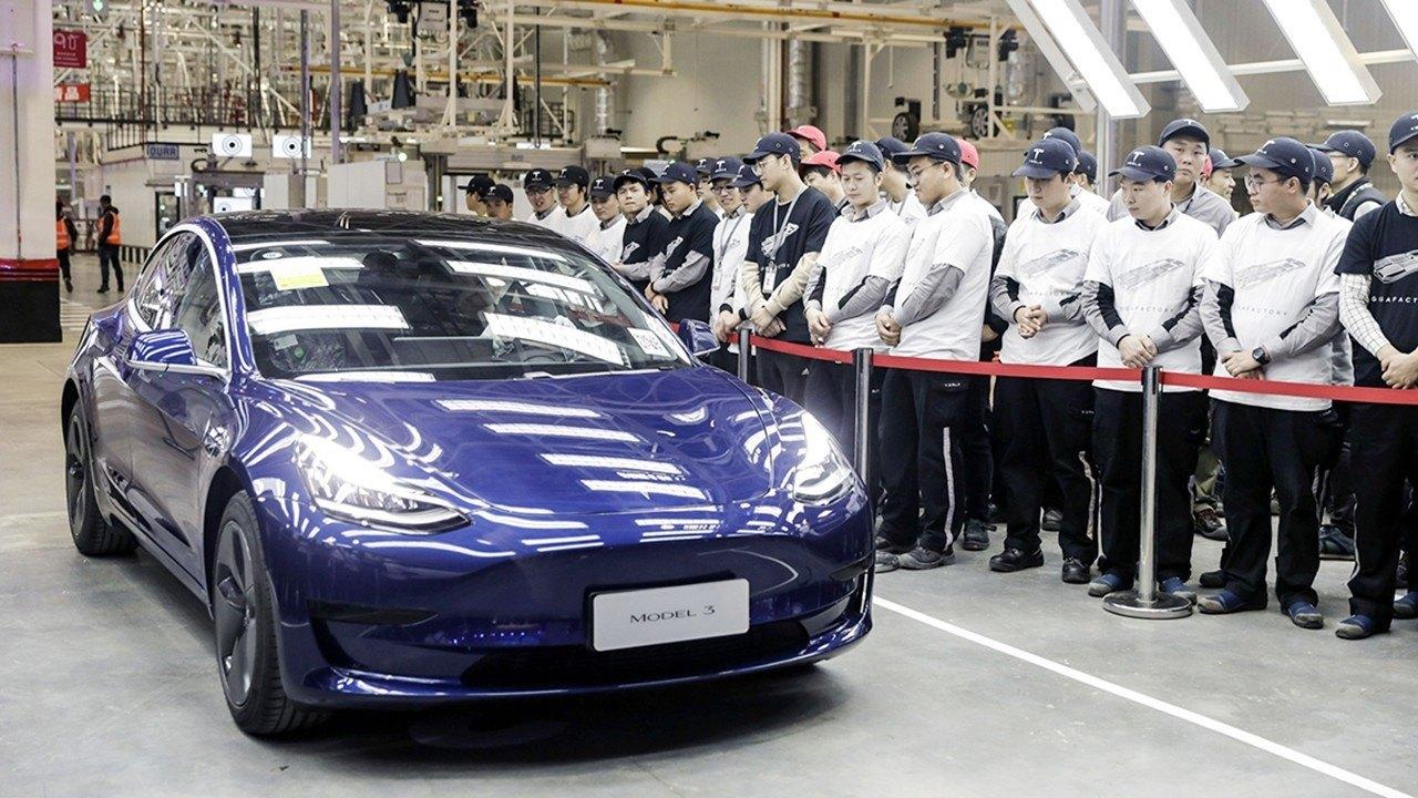 El Tesla Model 3 estrenará una nueva versión «Made in China»